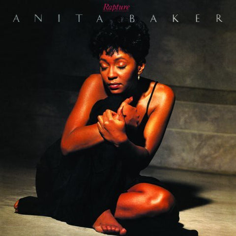 Anita Baker-Rapture (LP) - Cameron Records