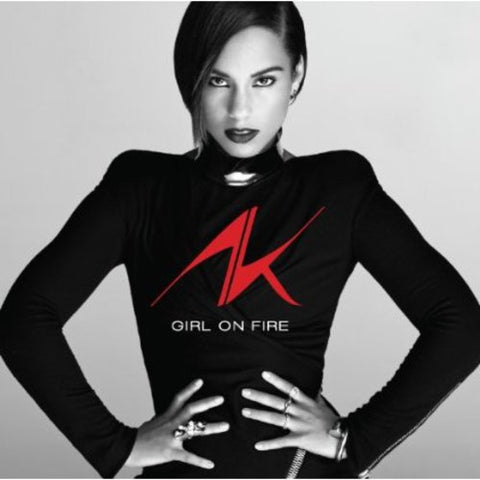 Alicia Keys-Girl on Fire (LP)