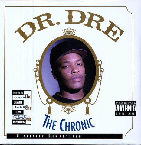 Dr. Dre-Chronic (2XLP) - Cameron Records
