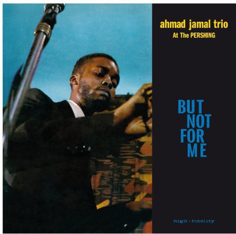 Ahmad Jamal-Live at the Pershing Lounge 1958 (LP)