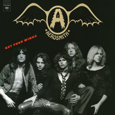 Aerosmith-Get Your Wings (LP)