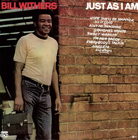 Bill Withers-Just As I Am (LP)