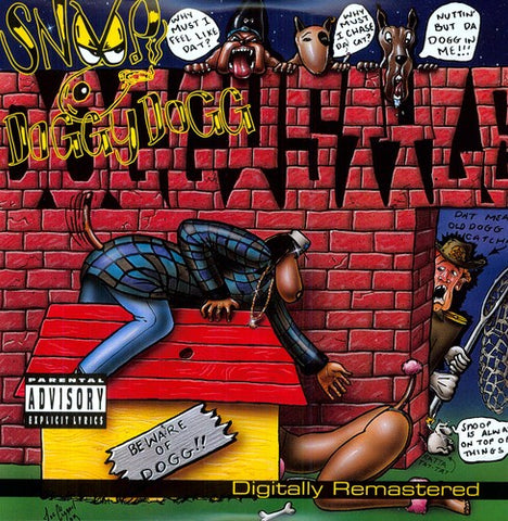 Snoop Dogg-Doggystyle (LP)