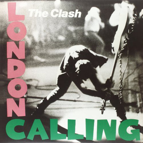 The Clash-London Calling (LP)