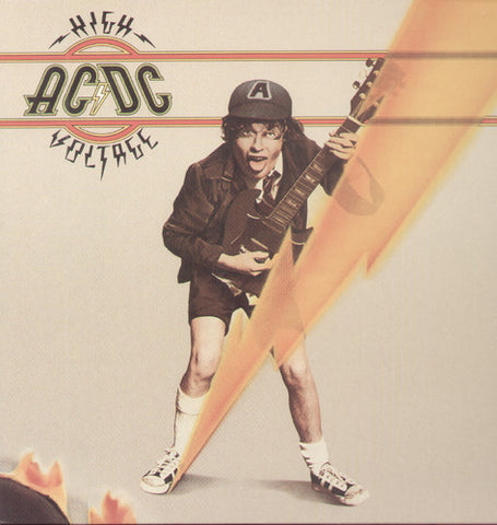 AC/DC-High Voltage (LP)