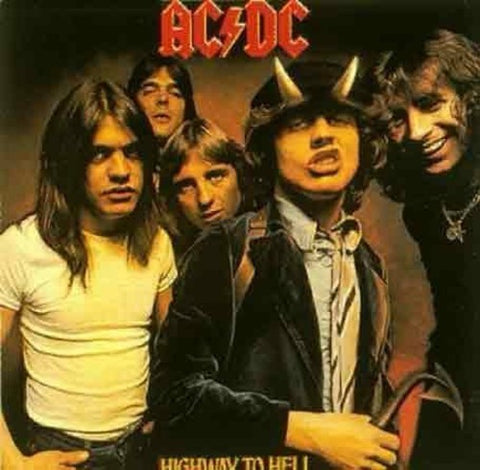 AC/DC-Highway to Hell (LP) - Cameron Records