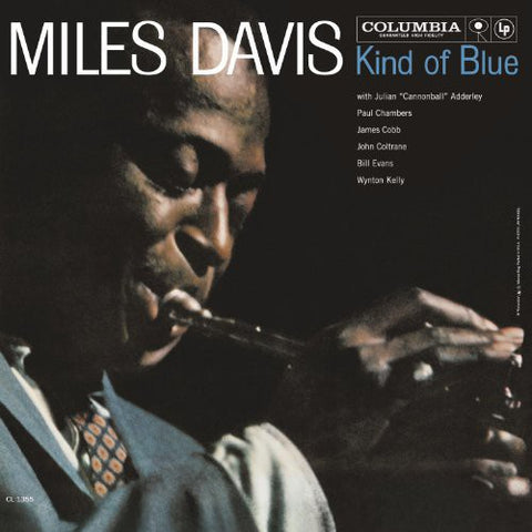 Miles Davis-Kind Of Blue (LP)