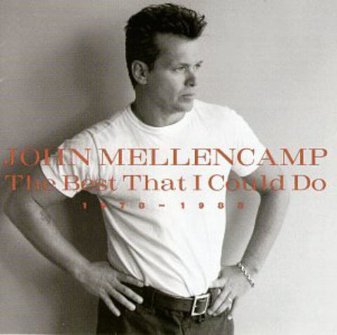 John Mellencamp-Best That I Could Do: 1976-1988 (CD)