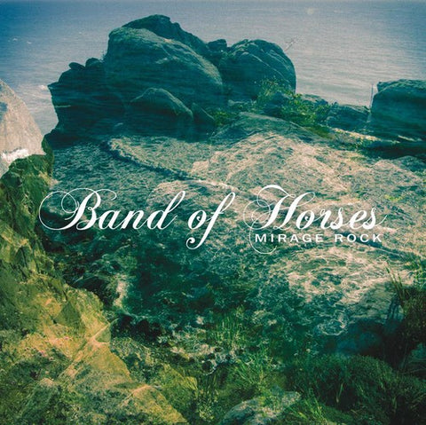 Band of Horses-Mirage Rock (LP)