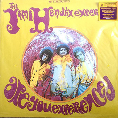 Jimi Hendrix-Are You Experienced (LP)