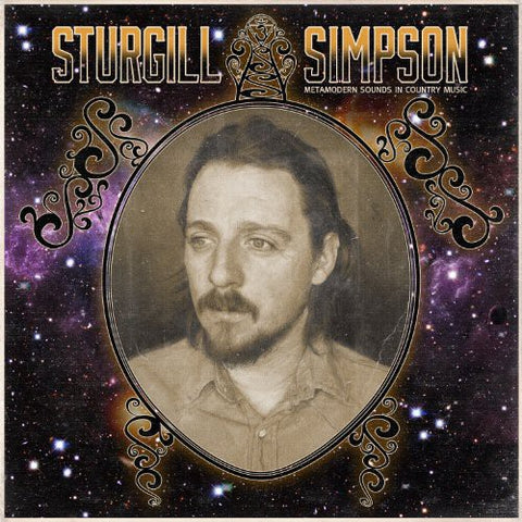 Sturgill Simpson-Metamodern Sounds in Country Music (LP)