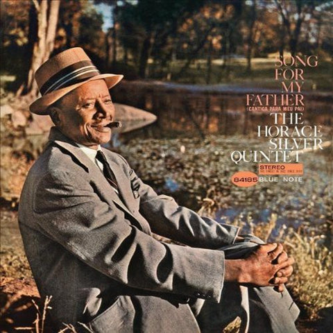 The Horace Silver Quintet-Song For My Father (LP)