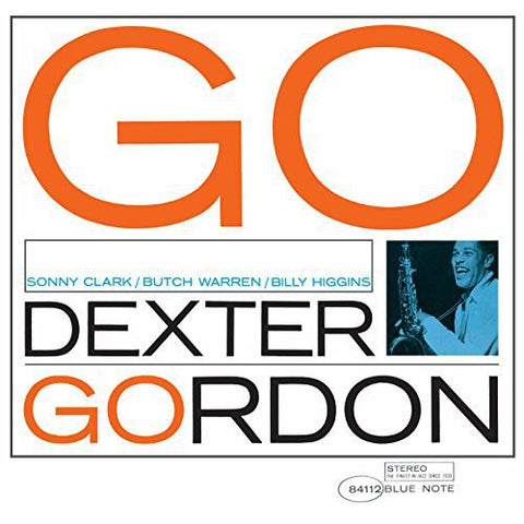 Dexter Gordon-Go (LP) - Cameron Records