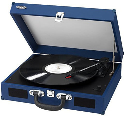 Jensen JTA-410 Turntable with Speakers
