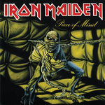 Iron Maiden-Piece of Mind (LP)