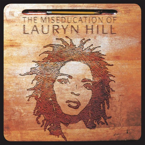 Lauryn Hill-Miseducation of Lauryn Hill
