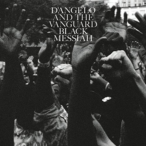 D'Angelo & the Vanguard-Black Messiah (LP)