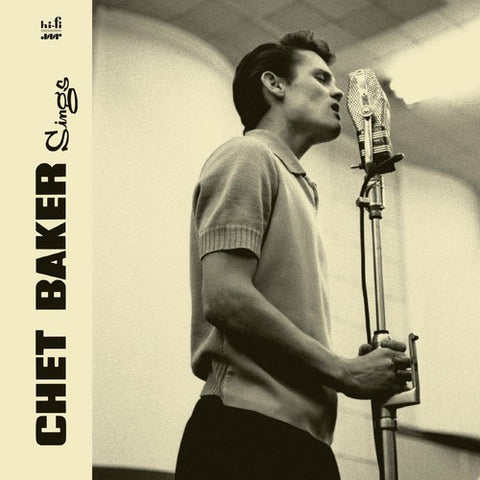 Chet Baker- Chet Baker Sings (LP) - Cameron Records