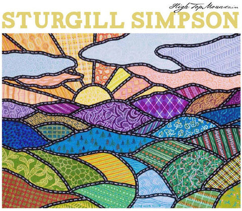 Sturgill Simpson-High Top Mountain (LP)