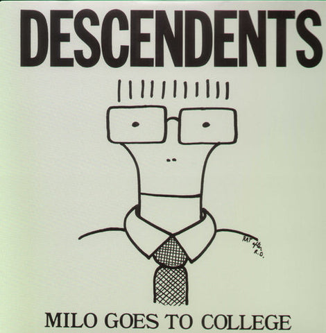 Descendents-Milo Goes to College (LP)