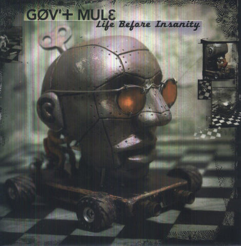 Gov't Mule-Life Before Insanity (2XLP)