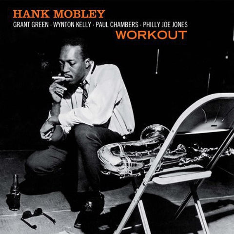 Hank Mobley-Workout (LP)