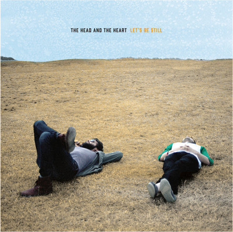 The Head And The Heart-Let's Be Still (LP)
