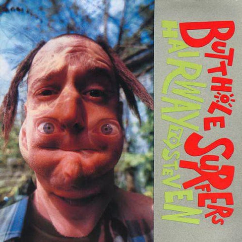 Butthole Surfers-Hairway to Steven (LP)