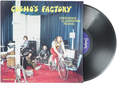 Creedence Clearwater Revival-Cosmo's Factory (LP)
