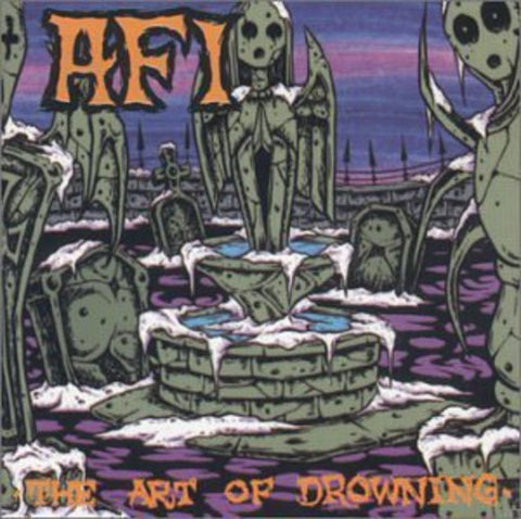 AFI-The Art Of Drowning (LP)