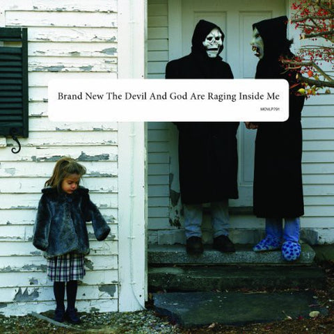 Brand New- Devil & God Are Raging Inside Me (2XLP)