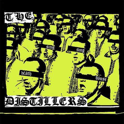 The Distillers-Sing Sing Death House (LP)