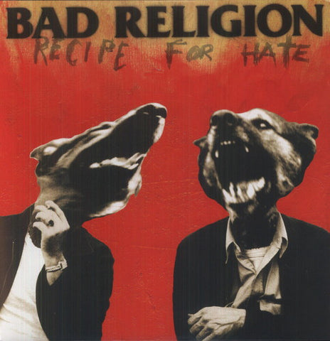 Bad Religion-Recipe for Hate (LP) - Cameron Records