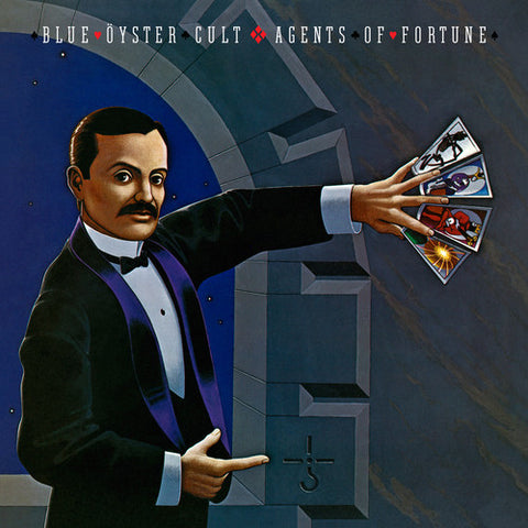Blue Oyster Cult-Agents of Fortune (LP)