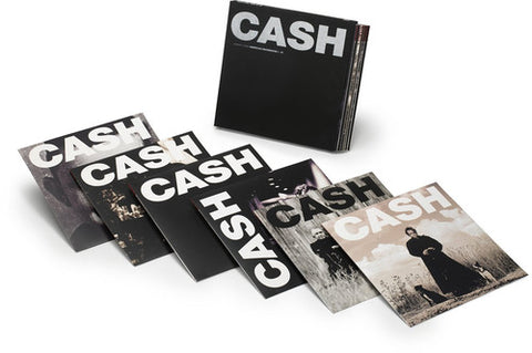 Johnny Cash-American Recordings Vinyl Box Set (6xLP)