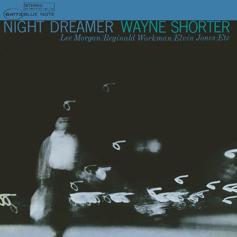 Wayne Shorter-Night Dreamer (LP)
