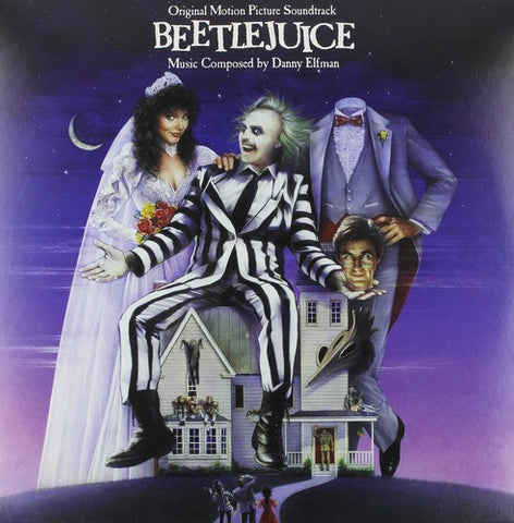 Beetlejuice-Soundtrack (LP)