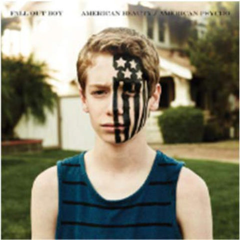 Fall Out Boy-American Beauty/American Psycho (LP)