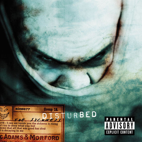 Disturbed-The Sickness (LP)