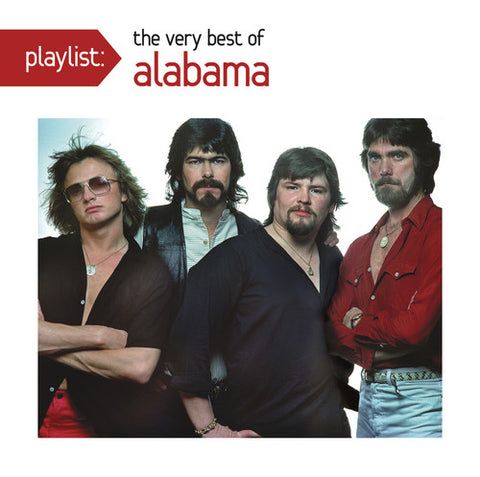 Alabama-Playlist: Very Best Of (CD)