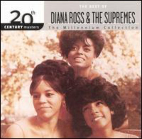 Diana Ross & The Supremes-20th Century Masters: Collection (CD)