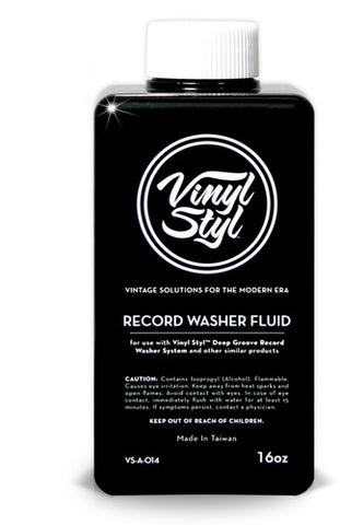 Vinyl Styl™ Record Washer Fluid 16oz