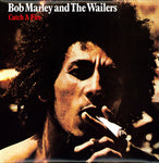 Bob Marley & The Wailers-Catch a Fire (LP)