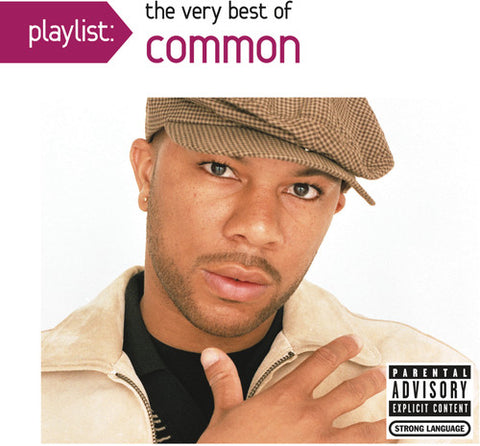 Common-Playlist: The Very Best of (CD)