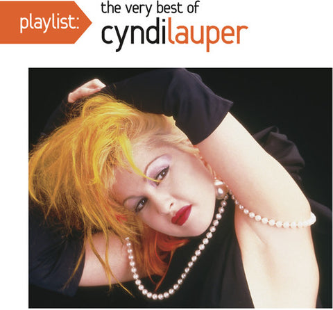 Cyndi Lauper-Playlist: The Very Best of