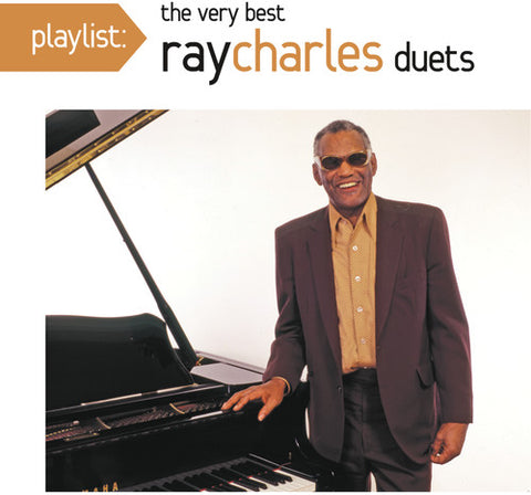Ray Charles-Playlist: The Very Best of (CD)