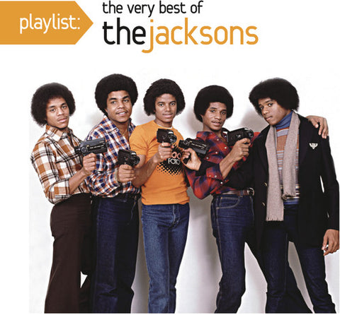 The Jacksons-Playlist: The Very Best of (CD)
