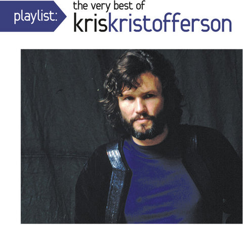 Kris Kristofferson-Playlist:The Very Best of (CD)