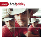 Brad Paisley-Playlist: Very Best of (CD) - Cameron Records