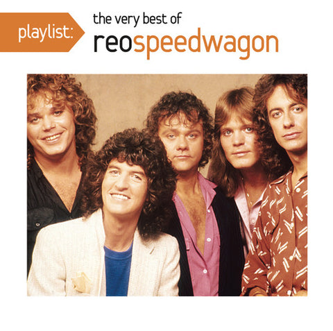 REO Speedwagon-Playlist: Very Best of (CD)